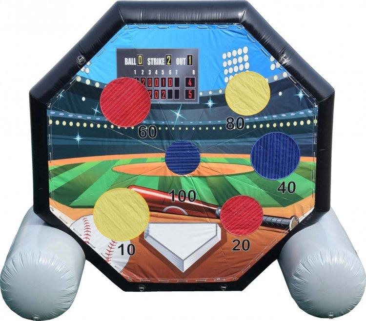 Giant Baseball Darts