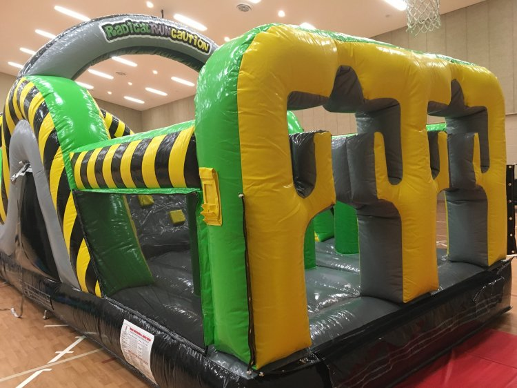 75 foot Obstacle Course 2 Piece