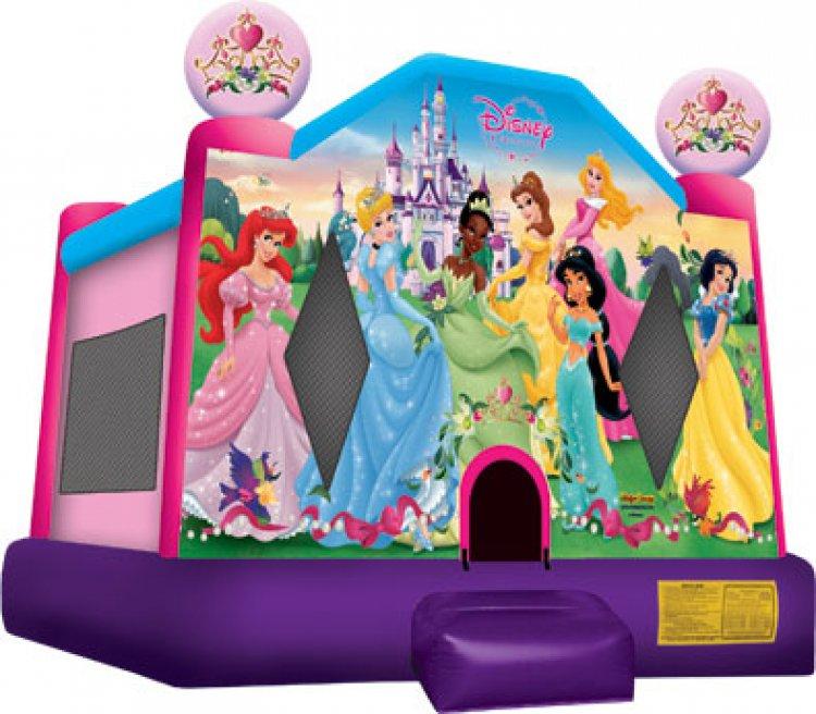 Princess Disney Inflatable