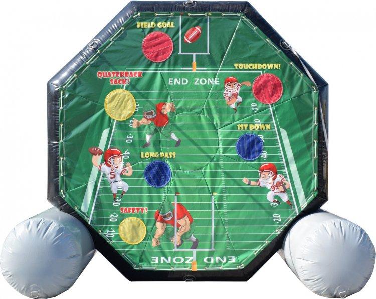 Football Giant Dart Throw
