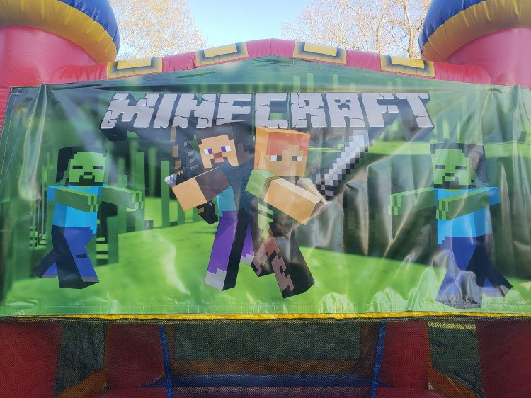 Minecraft Combo 4 in 1 Large