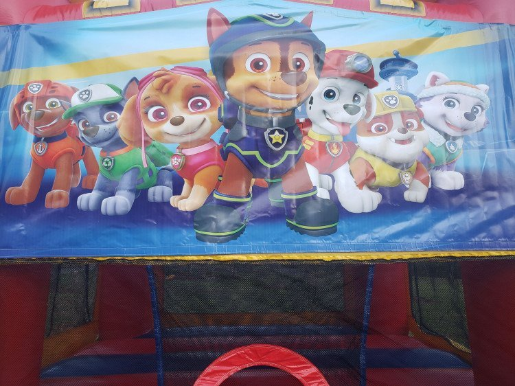 Paw Patrol Combo 5 in 1 Extra Large