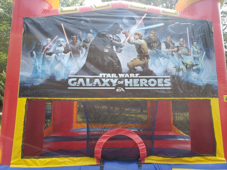 Galaxy Heroes Large Castle
